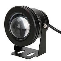 Прожектор светодиодный 10Вт 220В (с оптикой)