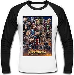 Футболка с длинным рукавом Avengers: Infinity War