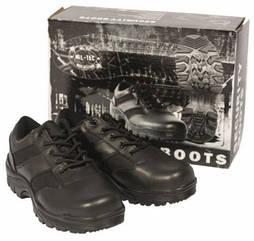Ботинки SECURITY HALBSCHUHE Black