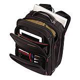 Рюкзак Samsonite Pro 4 DLX Urban Backpack PFT TSA, Black, фото 2