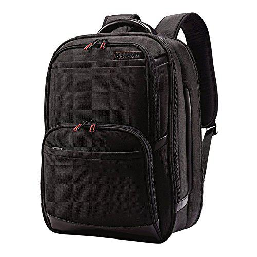 Рюкзак Samsonite Pro 4 DLX Urban Backpack PFT TSA, Black