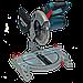 Настольная выдвижная торцовочная пила ЗТП-210/1550 Профи, фото 2