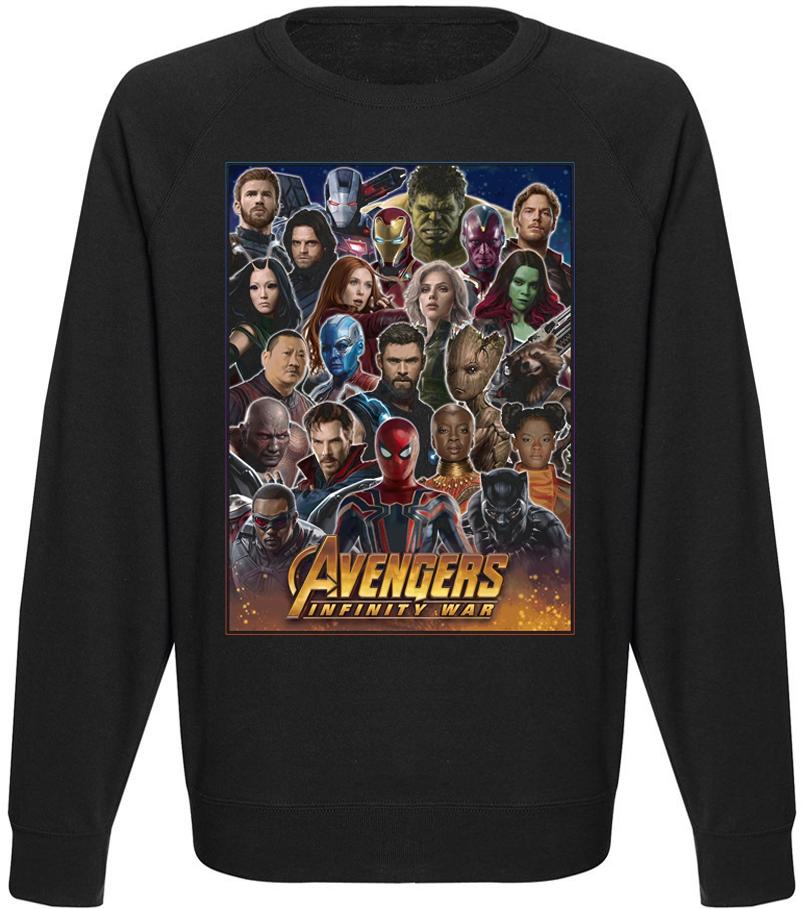 Свитшот Avengers: Infinity War