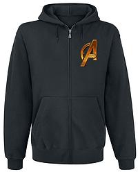 Толстовка с молнией Avengers: Infinity War