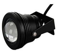 Прожектор светодиодный (с оптикой) 10Вт 12В-24В AC/DC, фото 1