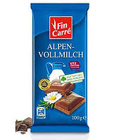 Шоколад FIN CARRE Milk Chocolate 100г