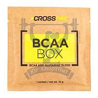 TREC nutrition +CrossTrec BCAA BOX БЦАА аминокислоты для восстановления мышц спортивное питание пробник