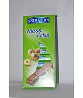 Шоколад Nuss Crips Animation 200г