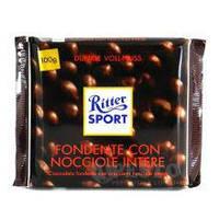 Шоколад Ritter Sport Fondente 50% Cacao 100г