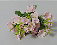 Букет шиповника нежно розового