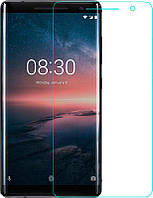 Защитное стекло TOTO Hardness Tempered Glass 0.33mm 2.5D 9H Nokia 8 Sirocco