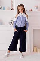 Кюлоты штаны на девочку, фото 1