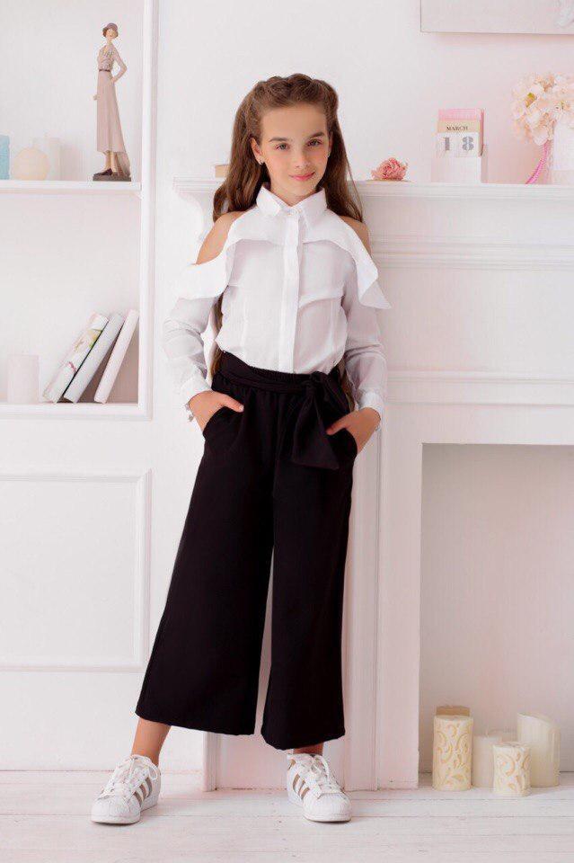 bc5dea771bb Рубашка на девочку с открытыми плечами - Мир Моды в Одессе
