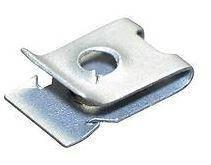 Монтажная металлическая пластина под саморез 4.2 на БМВ, фото 2