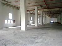 Реконструкция производственных зданий