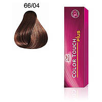 Краска для волос Color  Touch Plus 66/04 коньяк, фото 1