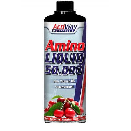 Амінокислоти ACTIWAY Amino Liquid 1L