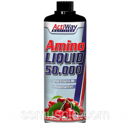 Аминокислоты ACTIWAY Amino Liquid 1L