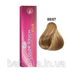 Краска для волос Color  Touch Plus 88/07 платан