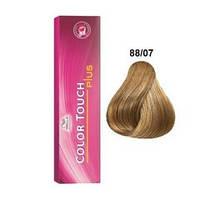 Краска для волос Color  Touch Plus 88/07 платан, фото 1