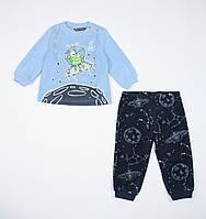 Флисовая пижама для мальчика Original Marines (74)