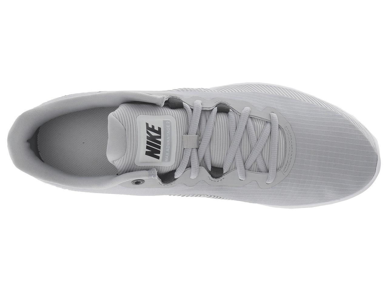67c86daf734e86 ... Кроссовки Кеды (Оригинал) Nike Air Max Advantage 2 Wolf  Grey Anthracite  ...