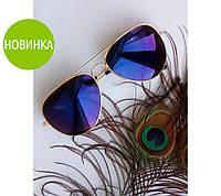 """Модные солнцезащитные очки """"Aquamarine"""""""
