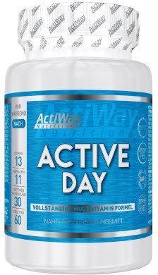 Вітаміни ACTIWAY Activ Day 60 tabs