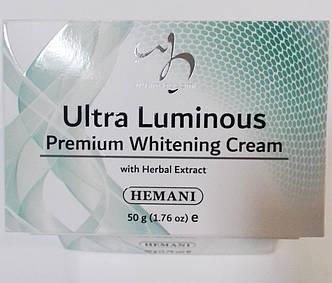 Ультра отбеливающий крем для лица Hemani, 50 мл