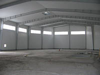 Реконструкция производственных помещений