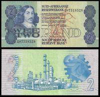 Южная Африка (ЮАР) 2 rand 1978-90 Pick 118 UNC