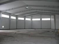 Реконструкция производственных помещений Днепропетровск