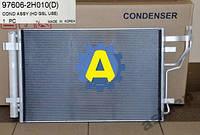 Радиатор кондиционера на Киа Сид (Kia Ceed) 2009-2012, фото 1