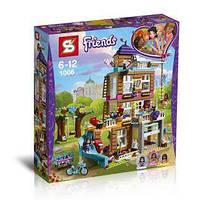 """Конструктор SY1006 """"Friends Дом дружбы"""" (реплика Lego Friends 41340), 767 дет, фото 1"""