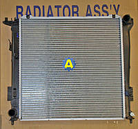Радиатор охлаждения двигателя(основной) на Киа Сид (Kia Ceed) 2006-2009, фото 1