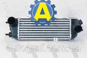 Радиатор интеркулера на Киа Сид (Kia Ceed) 2006-2009