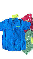 Рубашка для мальчика оптом, размеры 134-164, S&D, арт. KK-237