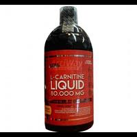 Жиросжигатель ACTIWAY L-Carnitine Liquid 80.000mg Zitronen 1 L