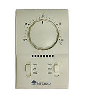 Пульт управления фанкойлом MC-FB-W, MyCond, фото 1