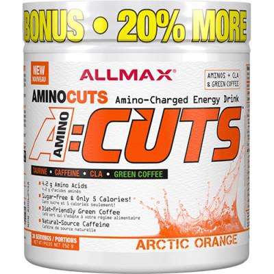 Аминокислоты ALLMAX AMINOCUTS 252 g