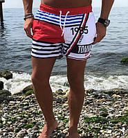 6dddbf46926d Модные шорты для пляжа Tommy Hilfiger, пляжные шорты томми хильфигер