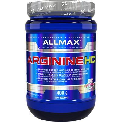 Аргинин ALLMAX Arginine 400 g