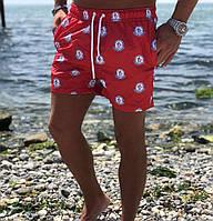 Модные пляжные шорты монклер, шорты для пляжа moncler