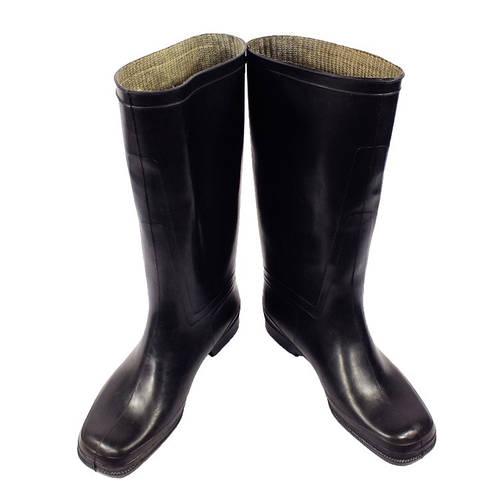 ac269c37b Сапоги резиновые каучук мужские с утеплителем Черные: продажа, цена в  Харькове. обувь для охоты и рыбалки от