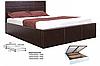 Кровать Каролина с ПМ 160*190/200см Мелби