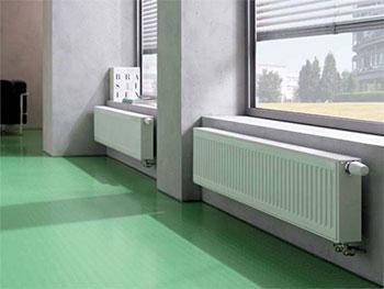 Sanica сталевий радіатор 22k 300*1200, фото 2