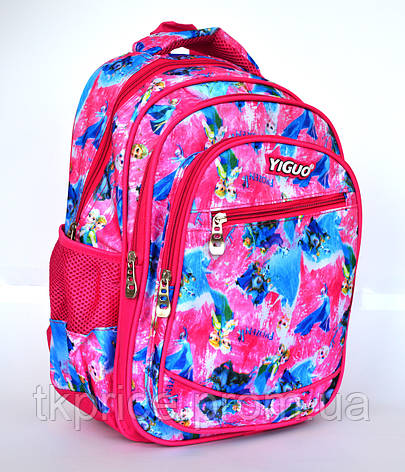 Школьный рюкзак YIGUO, фото 2