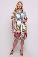 Платье большого размера VP65, фото 1