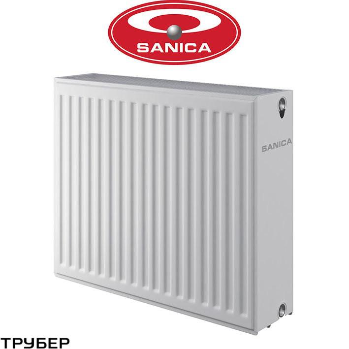Стальной радиатор 22 тип 400*400 SANICA