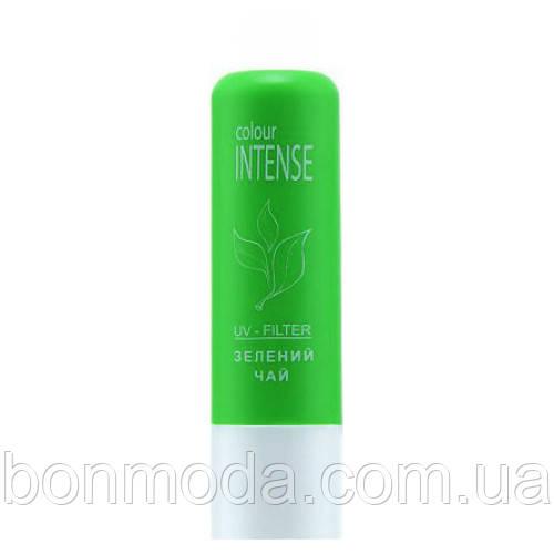 """Бальзам для губ """"Зеленый чай"""" Colour Intense Lip Balm"""